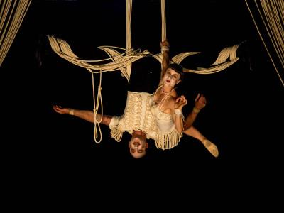 Circo pitanga_cordes nupcials