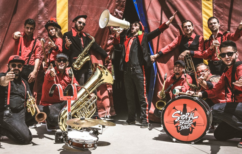 Red Red Wine - Sidral Brass Band