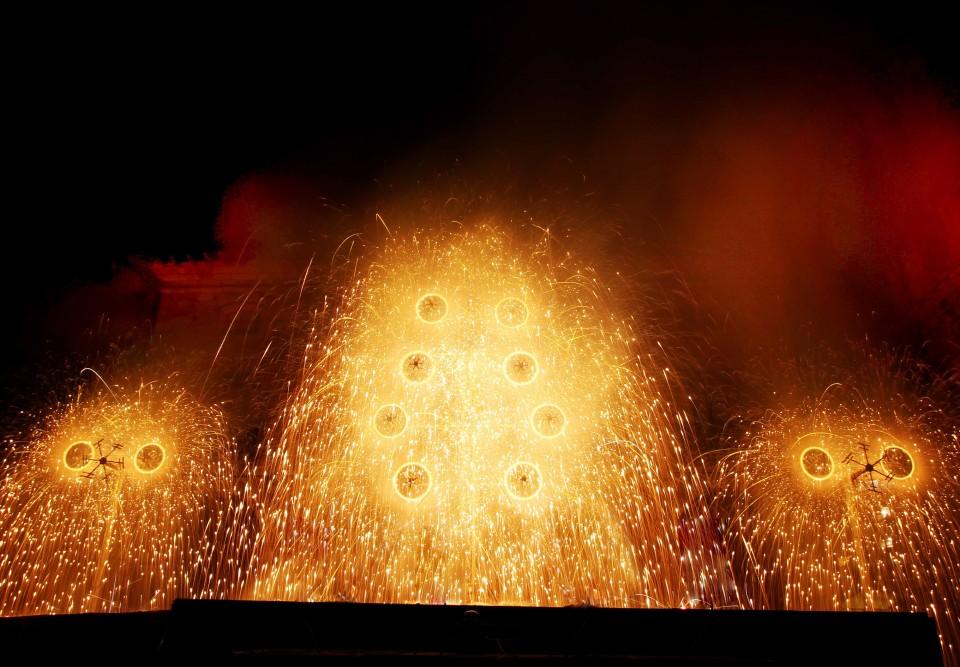 Dicharafuego - Companyia del Foc